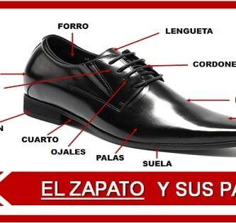 partes del calzado